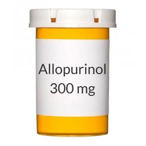 Allopurinol gout uric urate